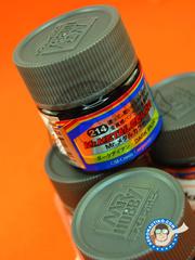 Mr Hobby: Paint - Mr. Metal Color - Dark Iron - 10ml