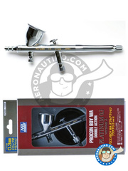 Mr Hobby: Airbrush - Mr. Procon Boy Platinum 0.3 mm image