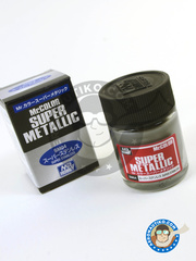 Mr Hobby: Mr Color Super Metallic Paint - Super stainless image