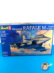 Revell: Airplane kit 1/48 scale - Dassault Rafale M - plastic model kit
