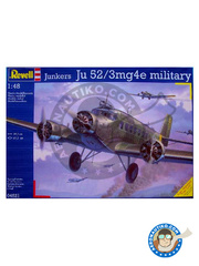 Revell: Airplane kit 1/48 scale - Junkers Ju 52
