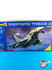 Revell: Airplane kit 1/48 scale - Eurofighter Typhoon EF-2000 Single Seater - plastic model kit