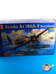 Revell: Airplane kit 1/32 scale - Arado Ar 196 A-3 - Guadalcanal - plastic model kit