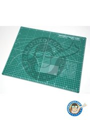 Tamiya: Tools - Cutting Mat (A3 Size)