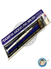 Tamiya: Brush - Brush Pro II - Pointed - Ultra Fine - for all paints