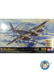Tamiya: Airplane kit 1/32 scale - De Havilland Mosquito FB Mk. VI - Ukranian