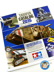Tamiya: Catalogue - Tamiya catalog 2015