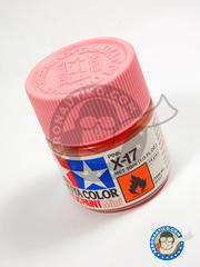 Tamiya: Acrylic paint - Pink X-17