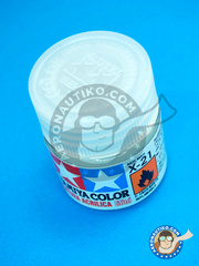 Tamiya: Clearcoat - Flat Base X-21