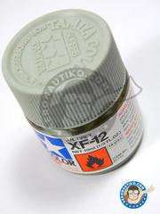 Tamiya: Acrylic paint - J. N. Grey XF-12