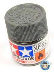 Tamiya: Acrylic paint - RLM Grey XF-22