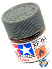 Tamiya: Acrylic paint - Field grey XF-65