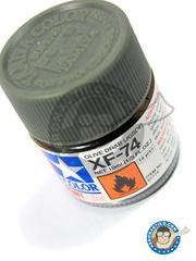 Tamiya: Acrylic paint - Olive drab XF-74