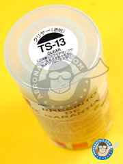 Tamiya: Spray - Clear TS-13 - 100ml