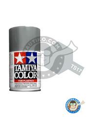 Tamiya: Spray - Aluminio brillante - Aluminum Silver - TS-17