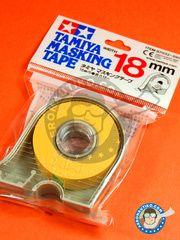 Tamiya: Masks - Masking Tape 18mm