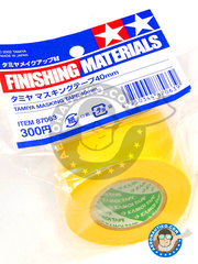 Tamiya: Masks - Masking Tape 40mm - paint masks