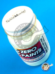 Zero Paints: Paint - Pure Brilliant White - Similar to TS-26 - for Airbrush