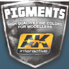 Paints and Tools / Colors / AK Interactive / AK Pigments