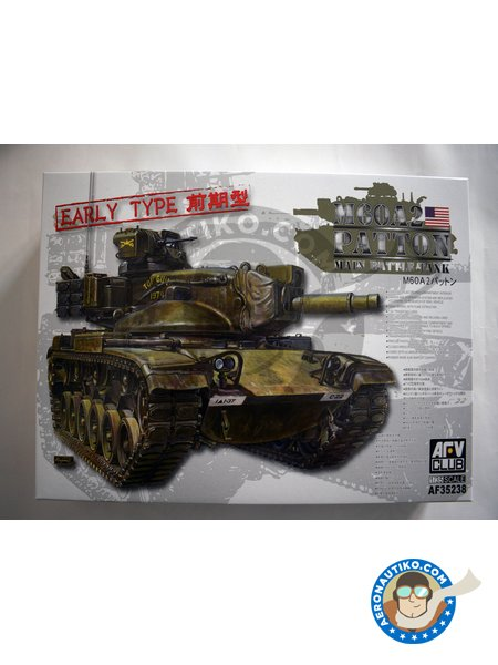 "M60A2 Patton Early version ""Starship"" 