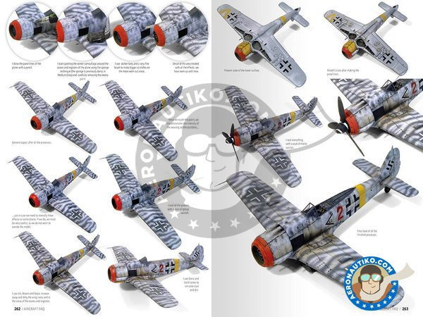 Image 3: Aircraft Scale Modelling F.A.Q. | Book manufactured by AK Interactive (ref. AK-276)