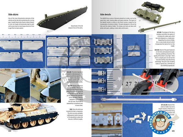 Image 2: F.A.Q. 3 Modern military vehicles. | Book manufactured by AK Interactive (ref. AK-288)