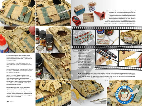 Image 4: F.A.Q. 3 Modern military vehicles. | Book manufactured by AK Interactive (ref. AK-288)