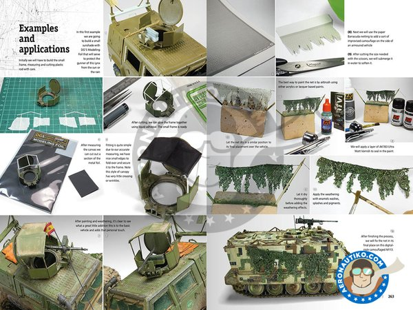 Image 9: F.A.Q. 3 Modern military vehicles. | Book manufactured by AK Interactive (ref. AK-288)