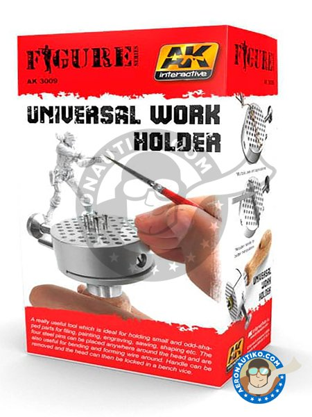 Universal work holder | Tools manufactured by AK Interactive (ref. AK3009) image