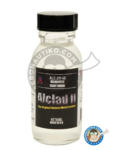 Alclad II 311-60 ALC-311 Clear Cote Light Sheen | Clearcoat manufactured by Alclad (ref. ALC-311-60) image