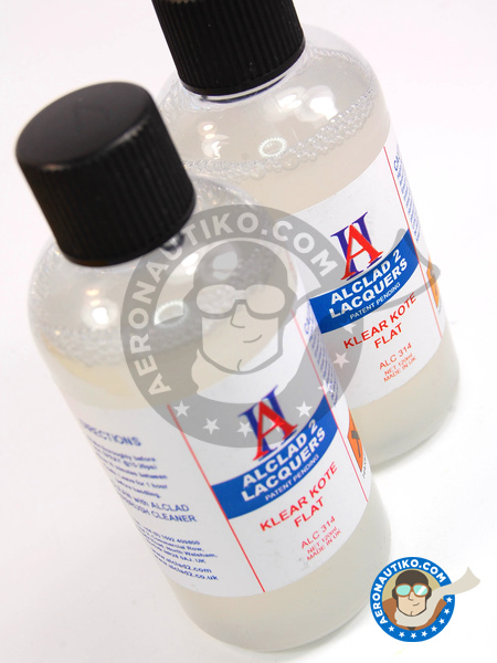 Klear Kote Flat - 120 ml | Clearcoat manufactured by Alclad (ref. ALC314) image