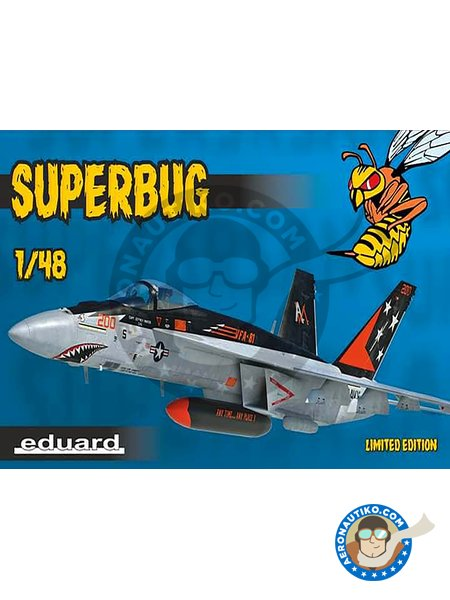 "F-18 Hornet ""Superbug"" 