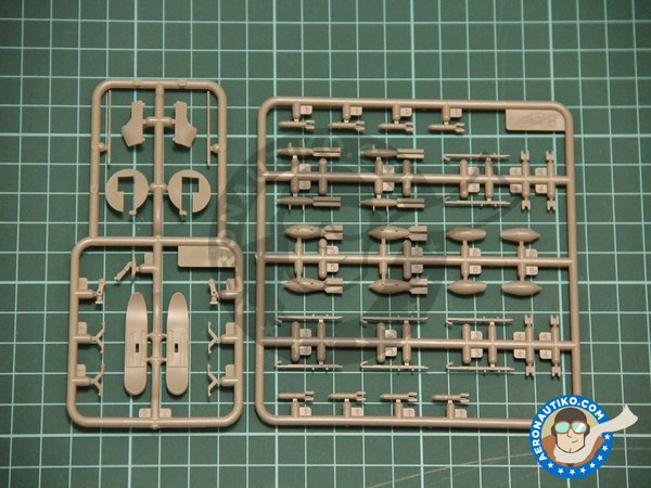 Image 2: I-153 Winter Version | Airplane kit in 1/48 scale manufactured by ICM (ref. 48096)