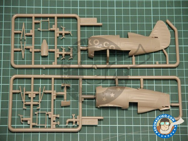 Image 3: I-153 Winter Version | Airplane kit in 1/48 scale manufactured by ICM (ref. 48096)