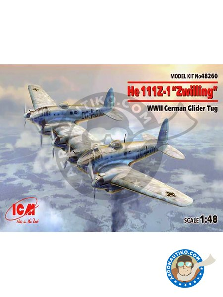 "Heinkel He-111Z-1 ""Zwilling"" 