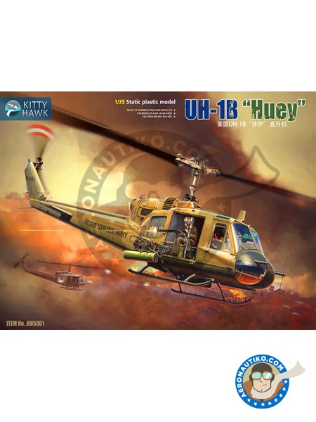 "UH-1B ""HUEY"" 