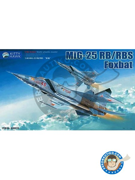 "MiG-25RB/RBS ""Foxbat-B/D"" 