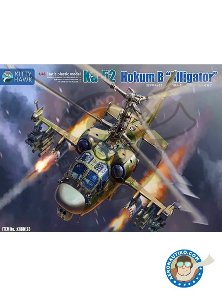 "Ka-52 Hokum B ""Alligator"" 