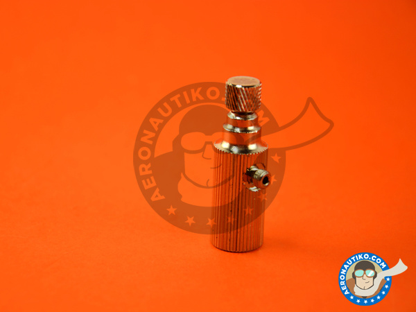 Image 3: Procon boy LWA doble action 0.5mm | Airbrush manufactured by Mr Hobby (ref. PS-266)