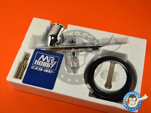 Image 4: Procon boy LWA doble action 0.5mm | Airbrush manufactured by Mr Hobby (ref. PS-266)