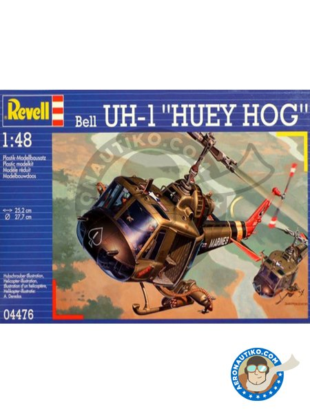 "Bell UH-1 ""Huey Hog"" 
