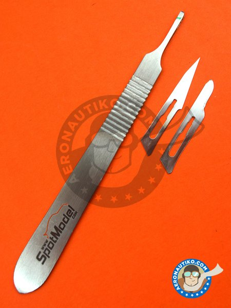 Scalpel. Super Cutter | Knife manufactured by Spotmodel (ref. SPOT-014) image