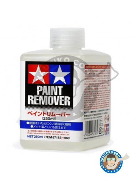 Paint remover | Paint remover manufactured by Tamiya (ref. 87183) image