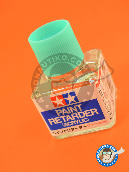Paint Retarder Acrylic | Thinner manufactured by Tamiya (ref. TAM87114) image