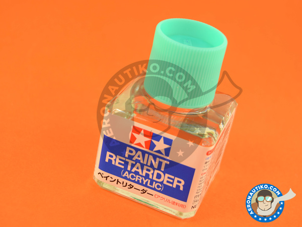Image 1: Paint Retarder Acrylic | Thinner manufactured by Tamiya (ref. TAM87114)