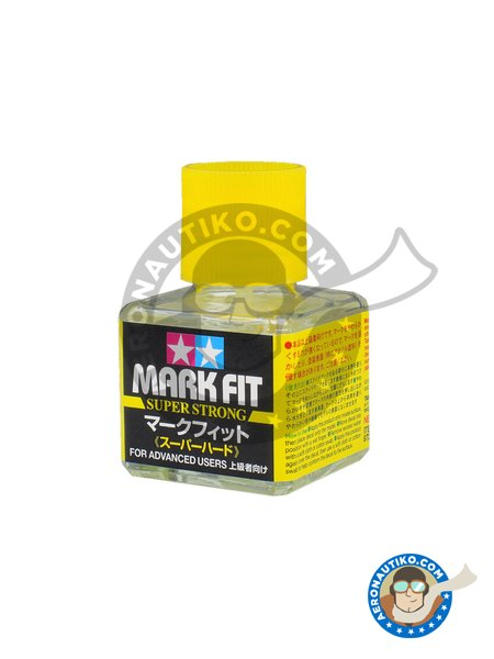 Mark Fit Super Strong - 1 x 40ml | Decal products in 1/16 scale manufactured by Tamiya (ref. TAM87205) image