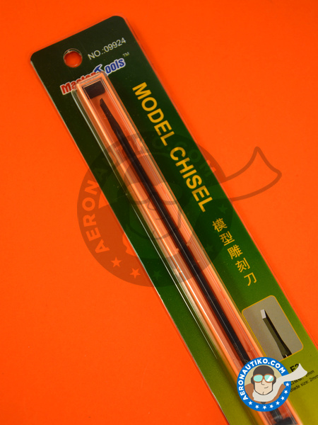 Model chisel 2mm wide | Scriber manufactured by Trumpeter (ref. 09924) image