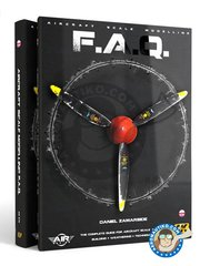 AK Interactive: Book - Aircraft Scale Modelling F.A.Q.
