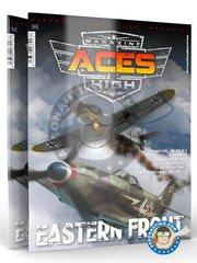 AK Interactive: Book - Magazine Aces High Eastern Front
