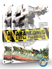 AK Interactive: Book - Abandoned: Little treasures. English book. - 136 pages